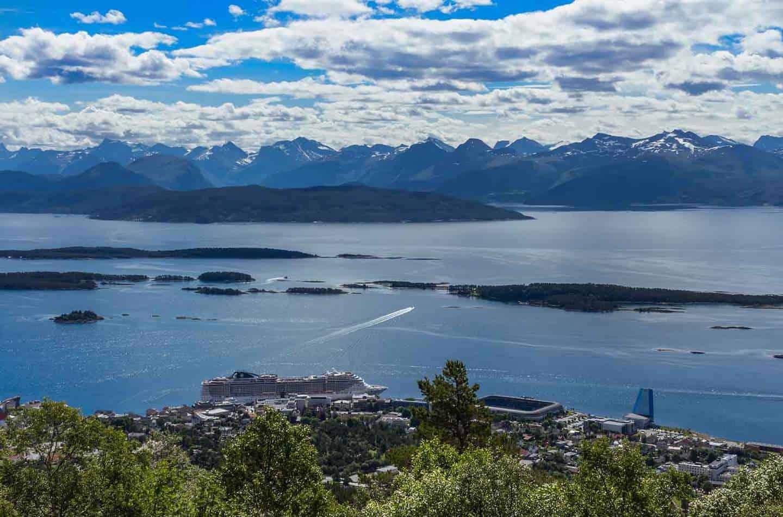 Molde Norvegia Escursioni Tour Privati E Previsti Strada Atlantica